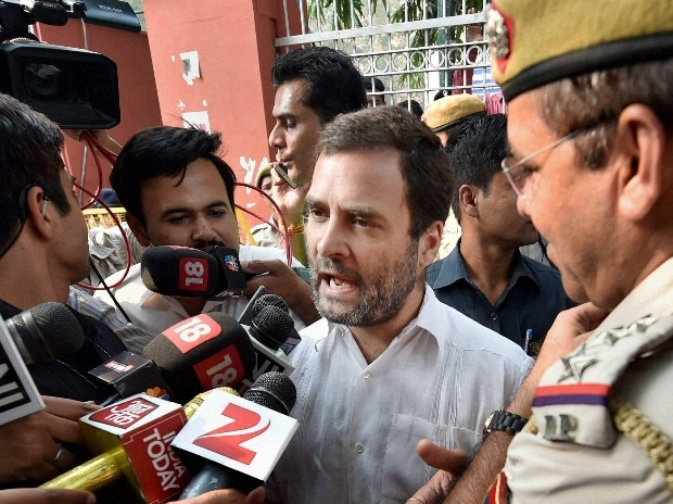 Implement OROP in meaningful way: Rahul Gandhi to PM Modi