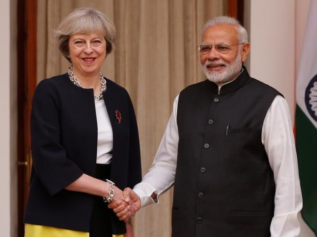 Theresa May visit: India asks Britain to extradite 57 wanted people