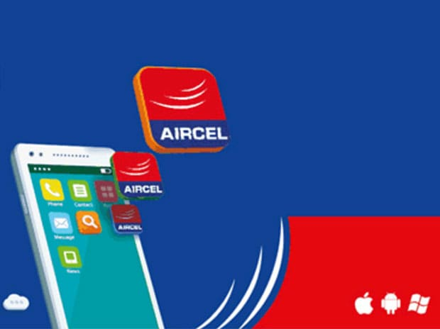 Aircel (Website screenshot)