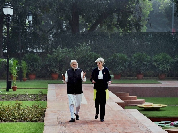 During May visit, India & UK to sign over Rs 8,300 crore business deals