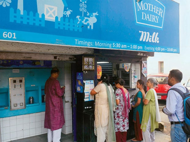 Mother Dairy may foray into health foods