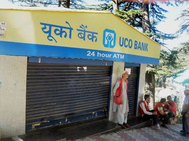ATM closed for the day due to demonetization of Rs 500 and 1000 currency notes in Shimla