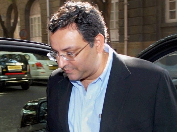 Ousted Tata Sons Chairman, Cyrus Mistry, arrives for Tata Steel's board meeting at Bombay House