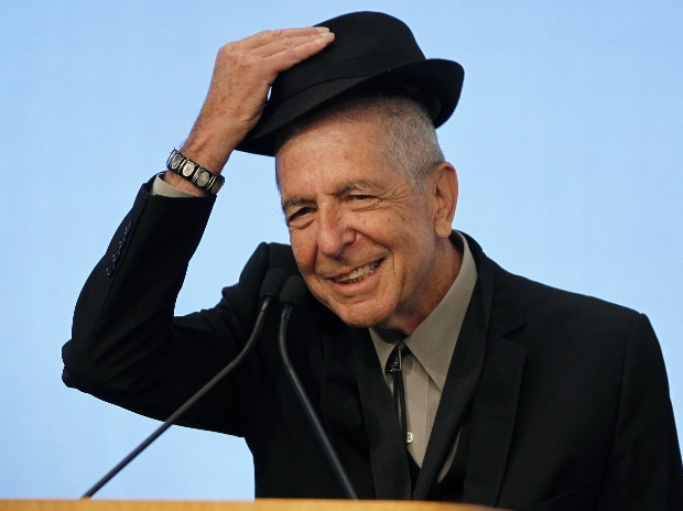 Leonard Cohen dead at 82, leaves behind 'endless love' for music (Roundup)