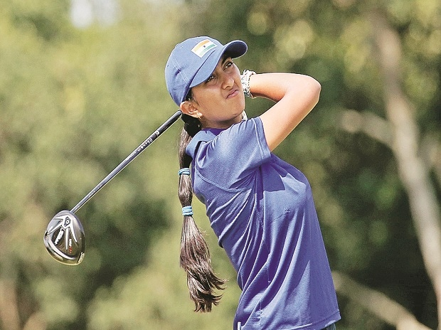 Aditi Ashok wins Women's Indian Open