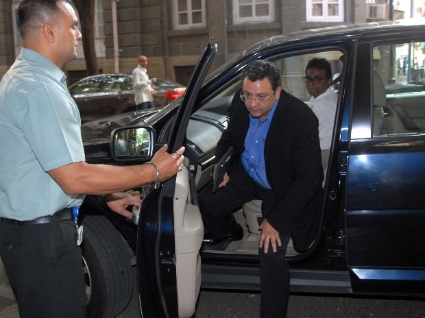 Cyrus Mistry contests his removal as Tata Global ...