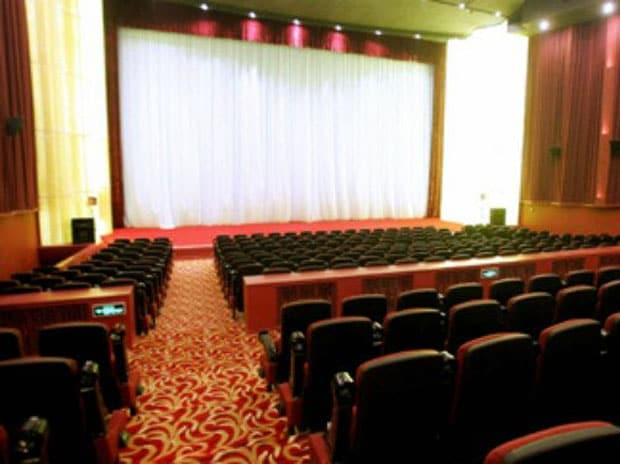 Movie theatre (Photo - PTI)