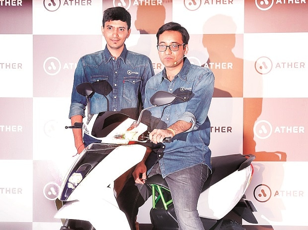 Hero MotoCorp-backed Ather Energy to raise Rs 200 cr for e-scooter