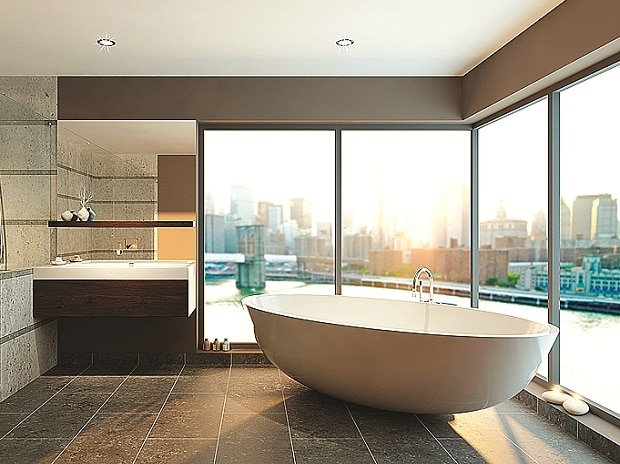 Bathrooms With A View For The Super Rich Business