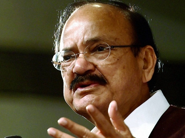 Venkaiah Naidu: NDA's candidate for the vice presidential election