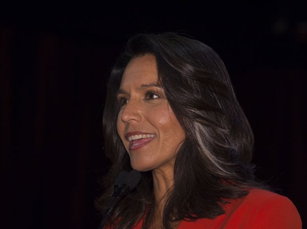Democrat Tulsi Gabbard. (Photo: Shutterstock)