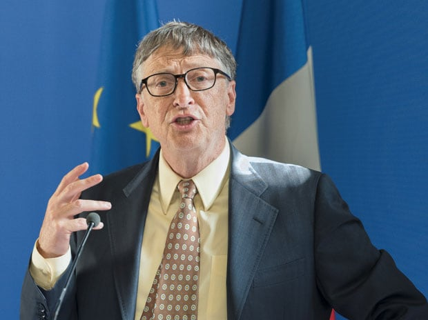 Microsoft founder Bill Gates (Photo: Shutterstock)