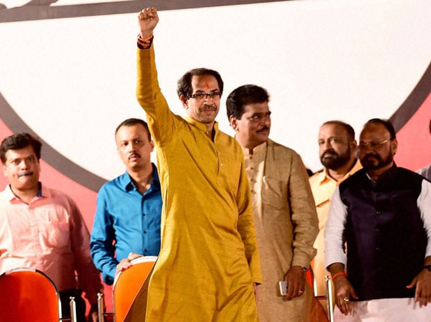 Shiv Sena President Uddhav Thackeray (Photo: PTI)