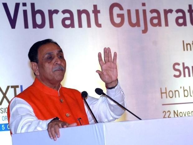 Vijay Rupani, Gujarat, Rupani