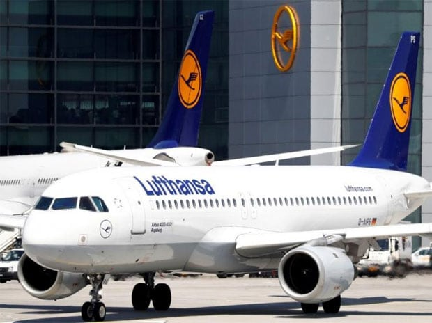 Germany's flagship carrier Lufthansa (Photo - Reuters)
