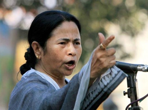 West Bengal Chief Minister and TMC chief Mamata Banerjee. Photo: PTI