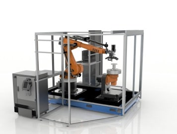Stratasys Robotic Composite 3D Demonstrator