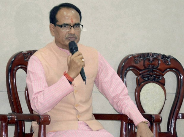 Madhya Pradesh Chief Minister Shivraj Singh Chouhan. Photo: PTI