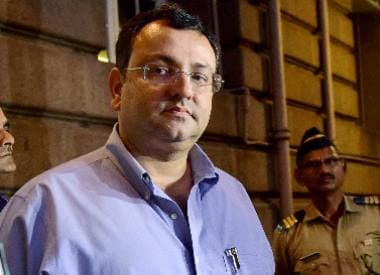 Ousted Tata Sons Chairman Cyrus Mistry