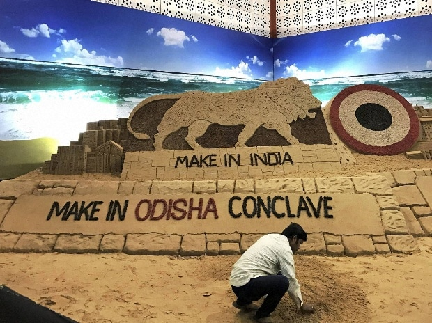 make in odisha, odisha