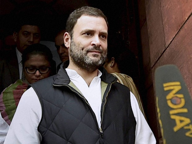 Congress Vice-President Rahul Gandhi. Photo: PTI