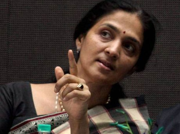 NSE CEO Chitra Ramkrishna offers to resign with immediate effect