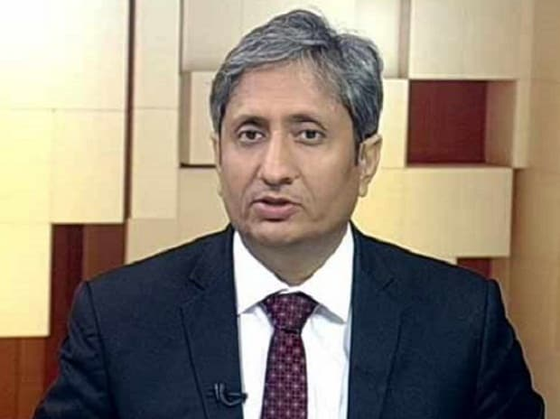 Ravish Kumar, NDTV, Anchor