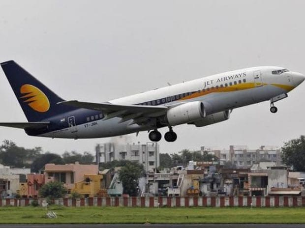 Jet Airways. Photo: Reuters