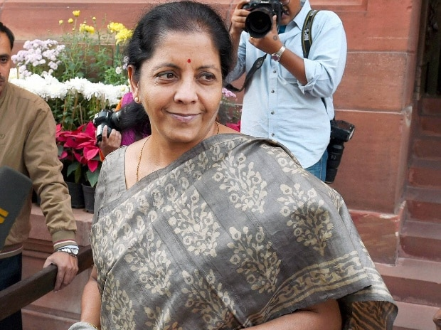 Image result for nirmala sitharaman interaction