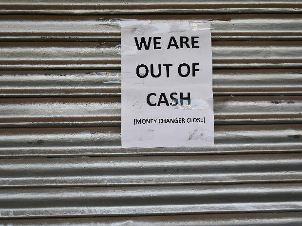 Demonetisation,blockade hit traders dealing with poll material in Manipur