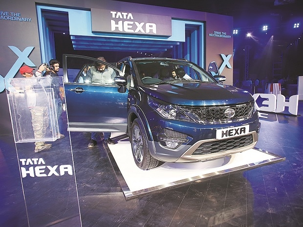 Tata Motors' high-end hook