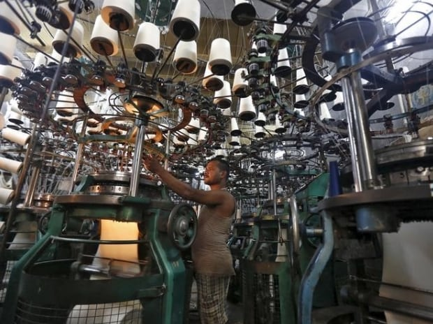 October IIP contracts sharply; comes in at -1.9% versus 0.7% in September