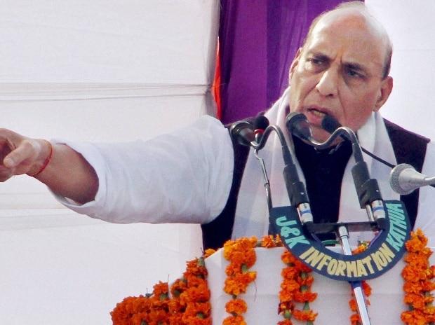 Rajnath Singh, Rajnath