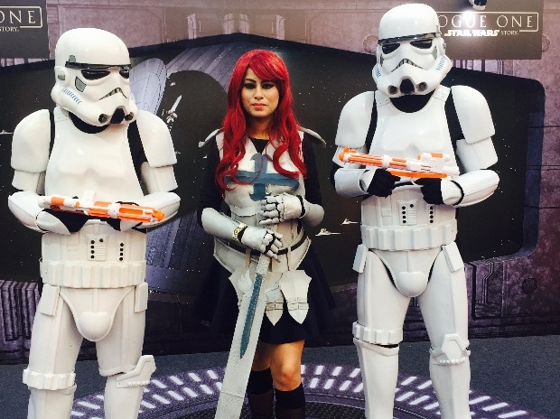 comic con, storm troopers, star wars
