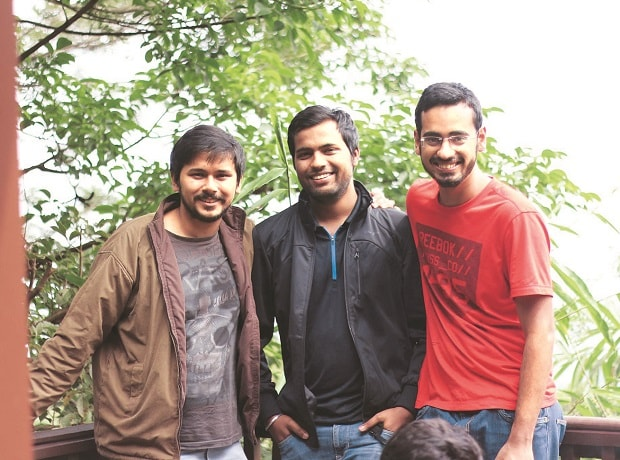Sharechat founders