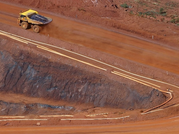 Falling iron ore prices a boost for steel producers