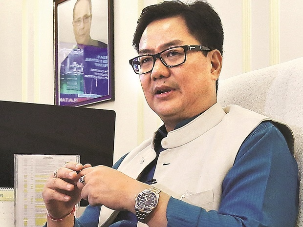 Dieticians to look into quality of border troops' food, says Kiren Rijiju