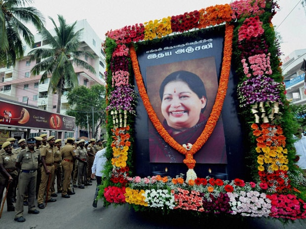 A quiet first anniversary for AIADMK govt