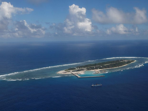 South China Sea, US, China