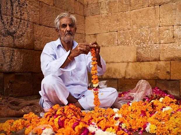 Farmer, Flower, Demonetisation