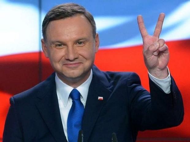 Andrzej Duda, Poland