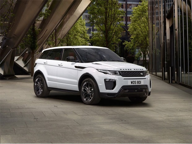 Land Rover introduces the 2017 Model Year New Range Rover Evoque in India