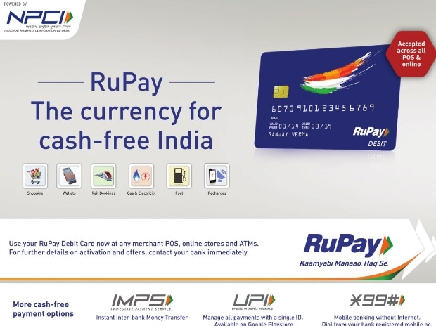 RuPay to tap premium customers as banks renew deals with Visa, Mastercard