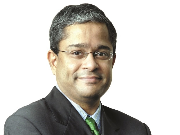 Rajiv Anand, executive Director, Axis Bank
