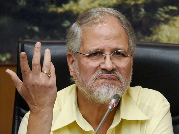Big trouble for Kejriwal if chargesheeted in cases against him: Najeeb Jung