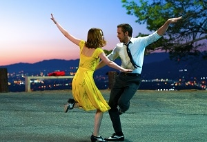 A still from 'La La Land'