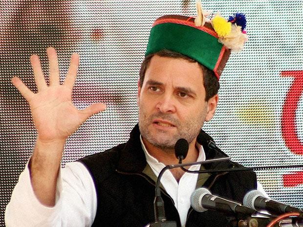 Congress Vice-President Rahul Gandhi. Photo: PTI