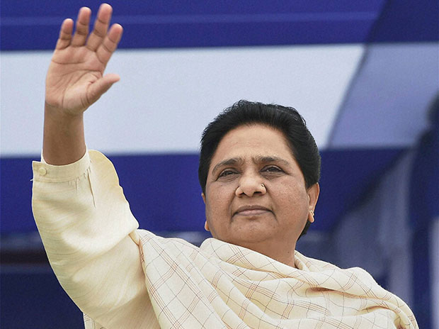 Bahujan Samaj Party Chief Mayawati. Photo: PTI