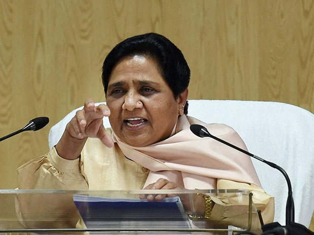 Bahujan Samaj Party supremo Mayawati. Photo: PTI
