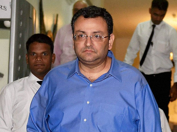 Ousted chairman of Tata Sons Cyrus Mistry. Photo: ...